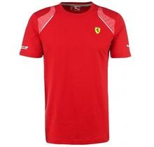 Tričko Scuderia Ferrari Rosso Corsa - S