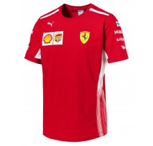 Týmové tričko Ferrari - Kimi Räikkönen Replica