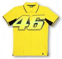 Polo tričko Valentino Rossi VR46 - žluté