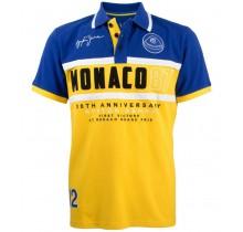 """Polo tričko Ayrton Senna """"GP Monaco"""""""