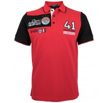 "Polo tričko Ayrton Senna ""41 Victories"""