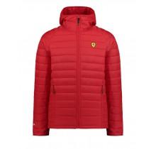Bunda Scuderia Ferrari - červená