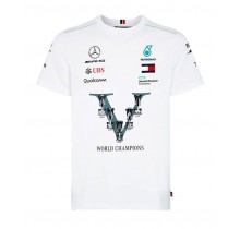 Týmové tričko Mercedes AMG Petronas WORLD CHAMPIONSHIP WINNER