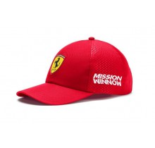 Týmová kšiltovka Ferrari Replica