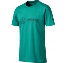 Tričko Mercedes AMG Petronas F1 - zelené