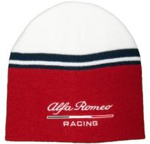Zimní čepice Alfa Romeo - červená