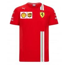 Týmové tričko Ferrari Replica