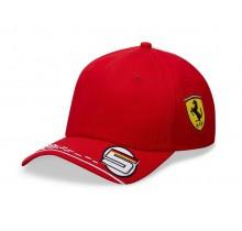 Kšiltovka Sebastian Vettel Replica