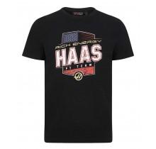 Tričko HAAS F1