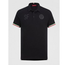 Polo tričko Ferrari 1929 - černé