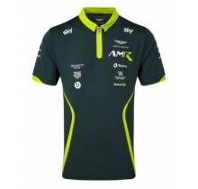 Týmové polo tričko Aston Martin Racing