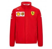Týmová bunda Ferrari Replica - softshell