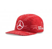 Kšiltovka Lewis Hamilton SILVERSTONE