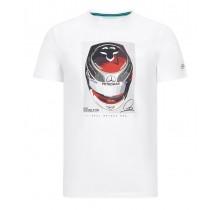 Tričko Lewis Hamilton HELMET