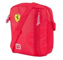 Malá taška přes rameno Ferrari - červená