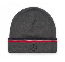 Týmová čepice Mercedes AMG Petronas - zimní