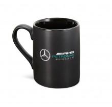 Hrnek Mercedes AMG PETRONAS - černý
