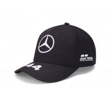 Kšiltovka Lewis Hamilton 44 - černá