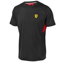 Tričko Ferrari Performance - černé