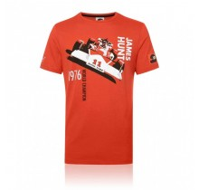 "Tričko James Hunt ""M23"" - XL"