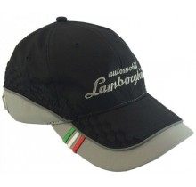 Kšiltovka Lamborghini - černá