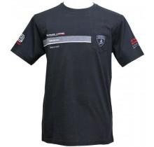Tričko Lamborghini - černé