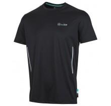 Funkční tričko Mercedes AMG Petronas - černé