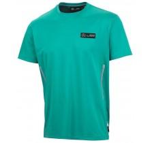 Funkční tričko Mercedes AMG Petronas - zelené