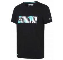 Tričko Lewis Hamilton Graphic Camo - XXL